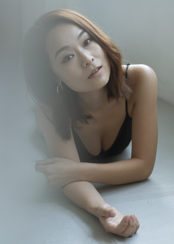 hong kong boudoir portrait photography woman women portrait